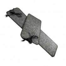 Heizteppich 60x90 cm, 230 V 150 W 2 m Anschlußleitung