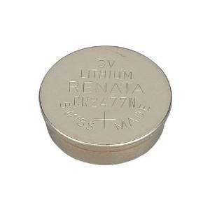 Batterie Typ 2; 3V CR2477N