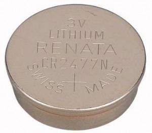 Batterie Typ 4; 3V CR2450N