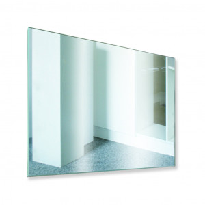 Spiegelheizpaneel 900 Watt ohne Rahmen