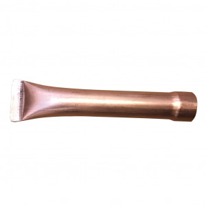 Kupferhülse für Schlauchgröße 20 zu verwenden mit Rohr- od. Schlauchmuffe